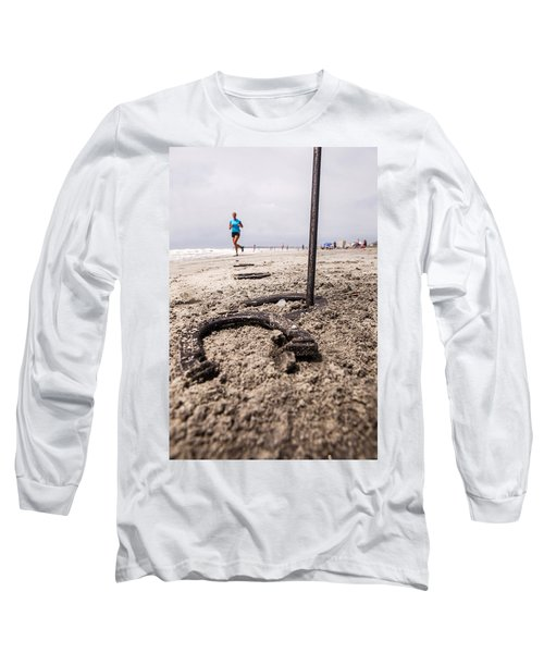 Long Sleeve T-Shirt featuring the photograph Ringer by Sennie Pierson
