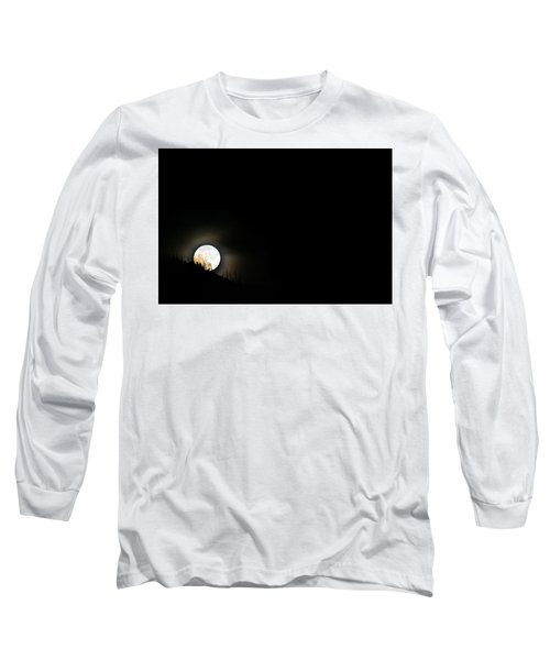 Rising Moon Long Sleeve T-Shirt