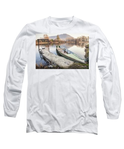 River Boat Long Sleeve T-Shirt