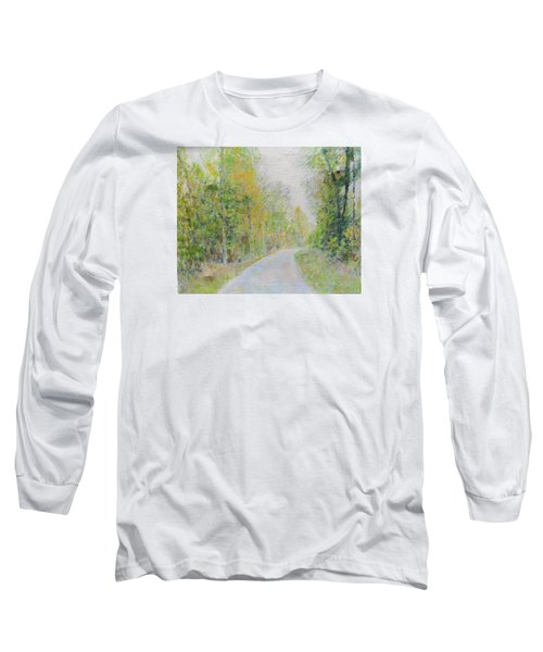 Country Road  Long Sleeve T-Shirt