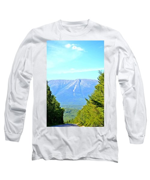 Road To Katahdin Long Sleeve T-Shirt