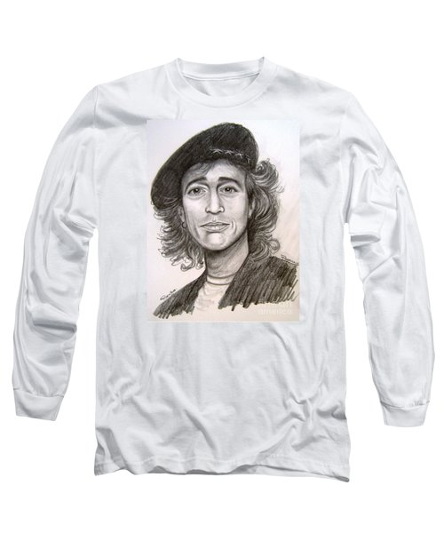 Robin Gibb Long Sleeve T-Shirt