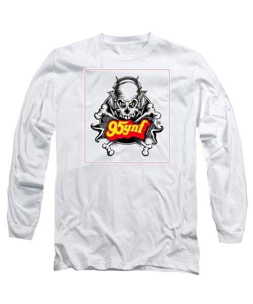 Rock 'n Roll Pirates Long Sleeve T-Shirt by Scott Ross