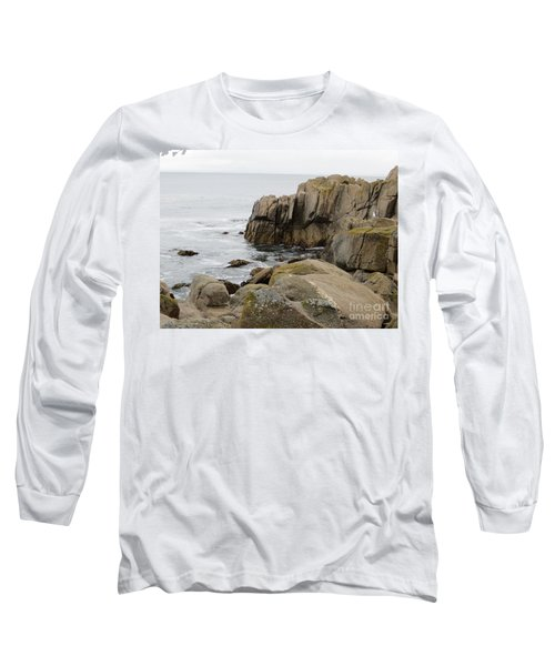Rocky Formations Long Sleeve T-Shirt by Joseph Baril