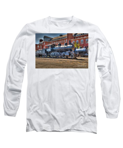 Rogers #299 Long Sleeve T-Shirt by Anthony Sacco