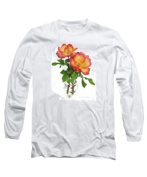 Rose 'playboy' Long Sleeve T-Shirt