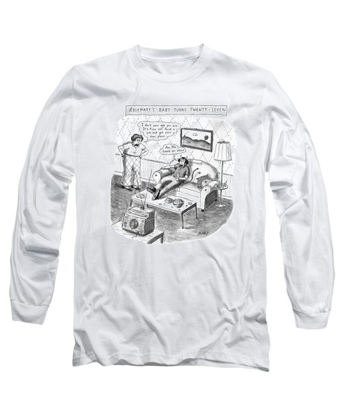 Rosemary's Baby Turns Twenty-seven Long Sleeve T-Shirt