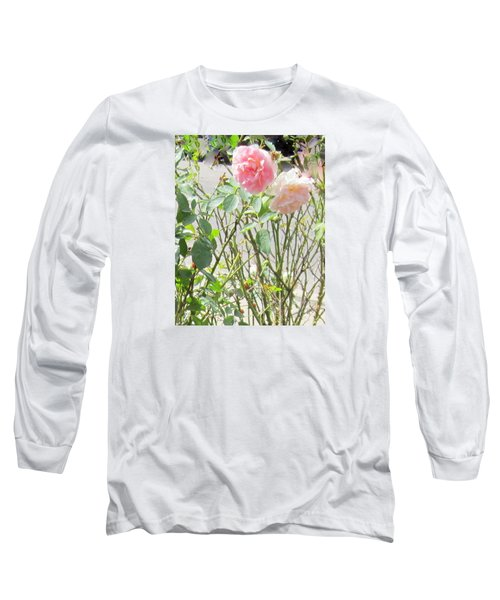 Missing You Greeting Card Long Sleeve T-Shirt