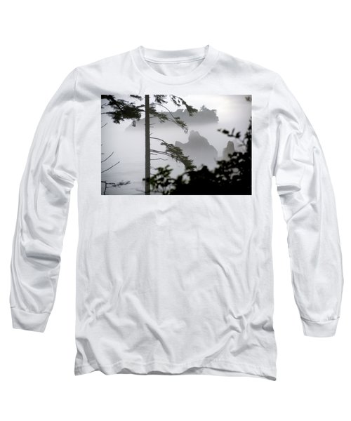 Ruby Beach Washington State Long Sleeve T-Shirt