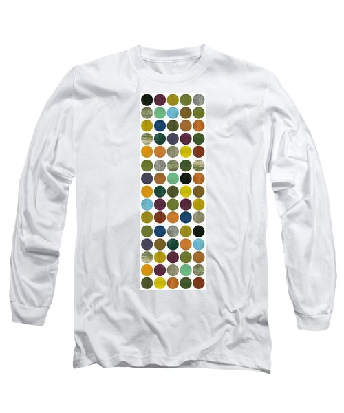 Rustic Rounds 75 Number One Long Sleeve T-Shirt