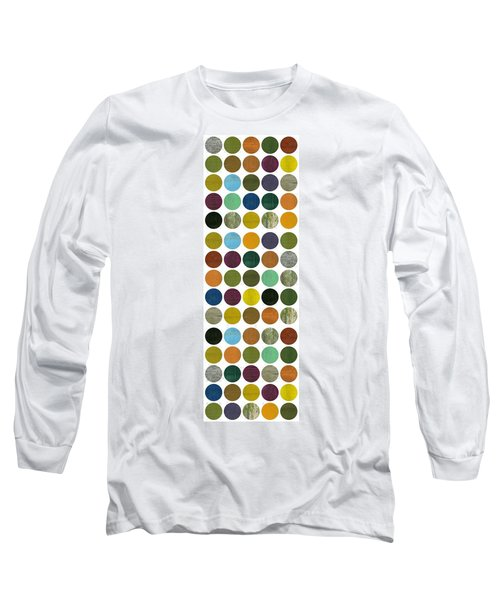 Rustic Rounds 75 Number Two Long Sleeve T-Shirt