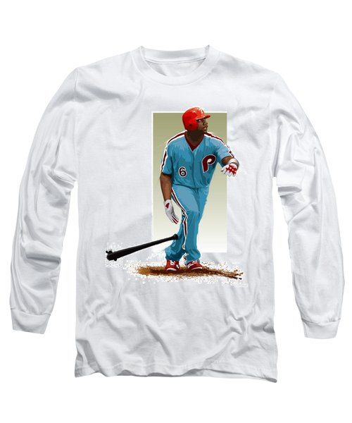 Ryan Howard Long Sleeve T-Shirt