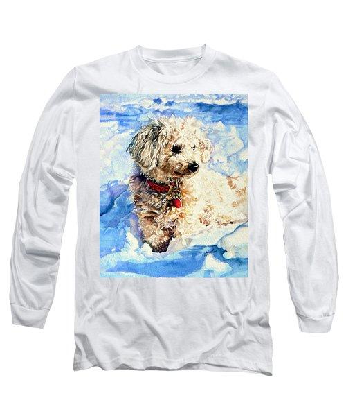 Sacha Long Sleeve T-Shirt by Hanne Lore Koehler