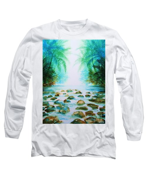Sacred Pools Long Sleeve T-Shirt