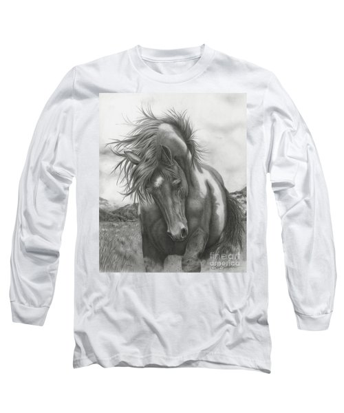 Sacred Stomping Grounds Long Sleeve T-Shirt