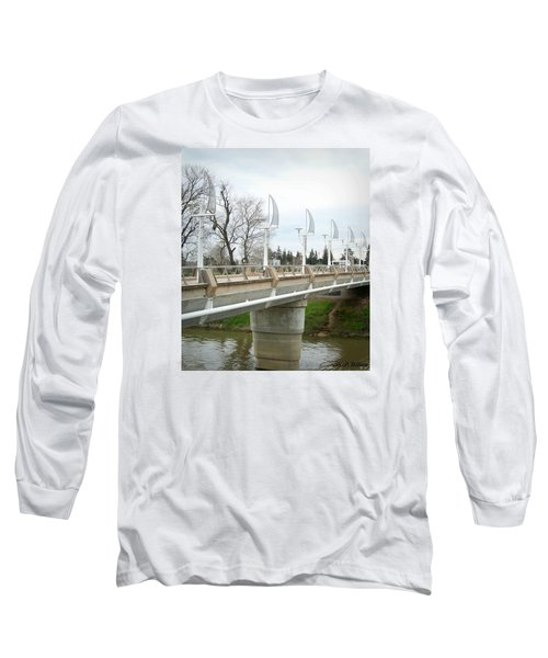 Sactown Water District Long Sleeve T-Shirt