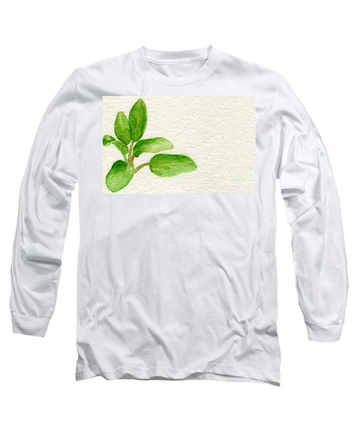 Sage Long Sleeve T-Shirt