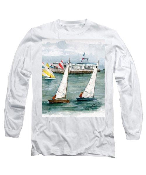 Sailing Class  Long Sleeve T-Shirt