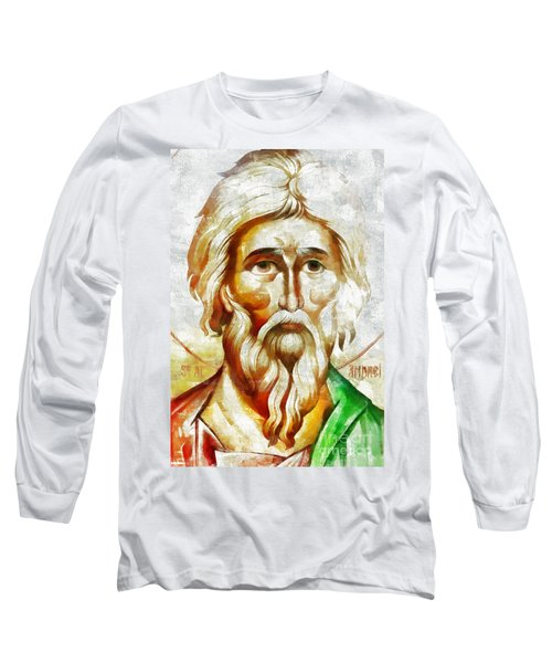 Saint Andrew  Long Sleeve T-Shirt