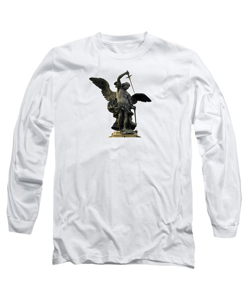 Saint Michael Long Sleeve T-Shirt