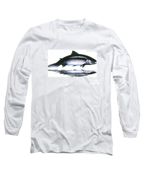 Salar - The Leaper Long Sleeve T-Shirt