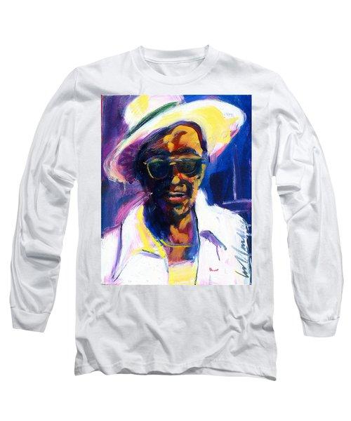 Sam Hopkins Long Sleeve T-Shirt