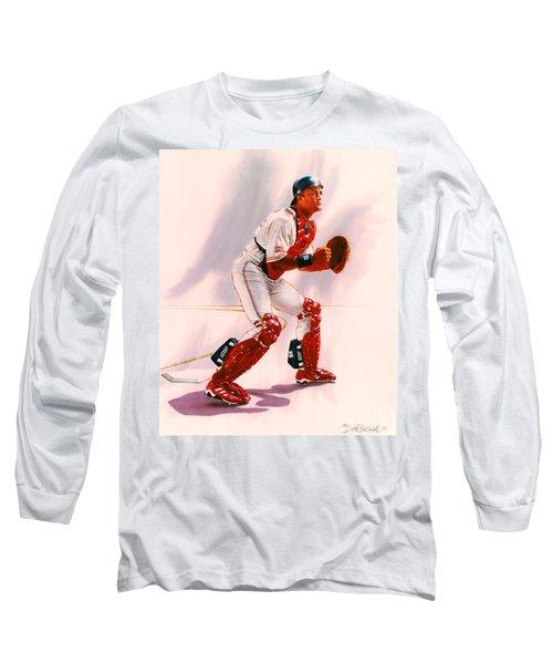 Sandy Alomar Long Sleeve T-Shirt