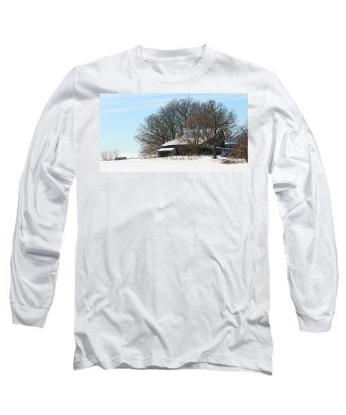 Scenic Wayne County Ohio Long Sleeve T-Shirt