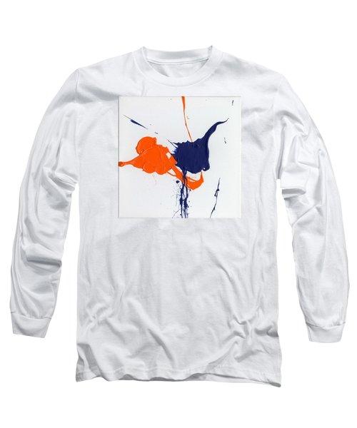 School Colors Long Sleeve T-Shirt by Phil Strang