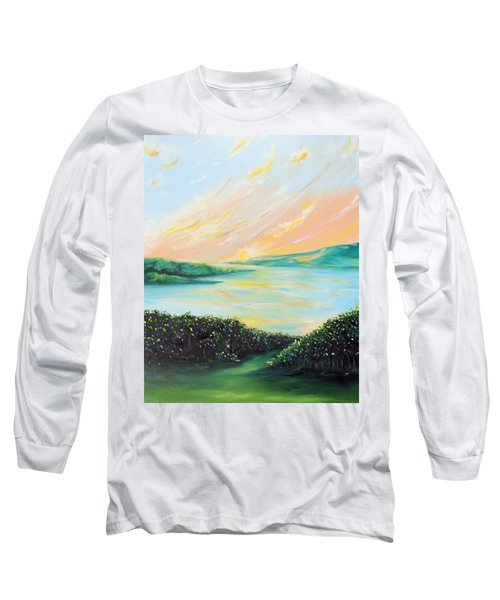 Seeded Spirit Long Sleeve T-Shirt