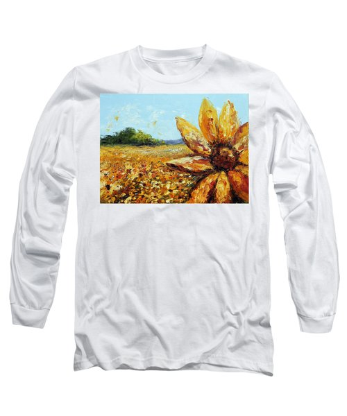 Seeing The Sun Long Sleeve T-Shirt