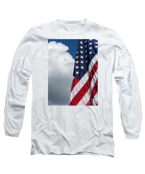 September Flag Long Sleeve T-Shirt