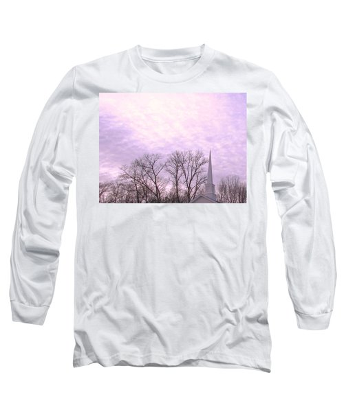 Long Sleeve T-Shirt featuring the photograph Serenity by Pamela Hyde Wilson