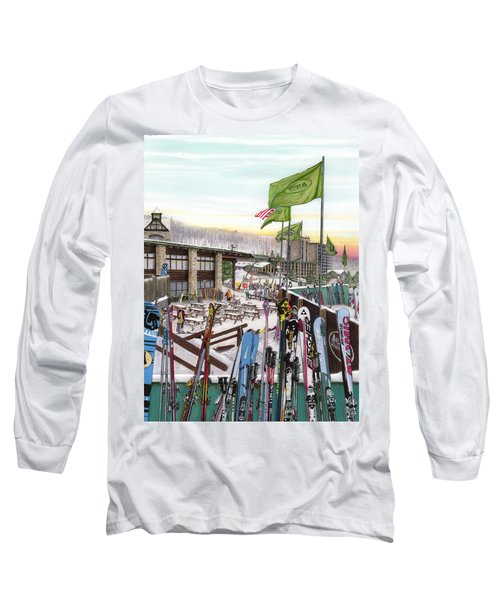 Seven Springs Mountain Resort Long Sleeve T-Shirt