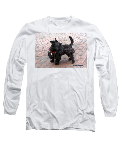 Shaggy Long Sleeve T-Shirt