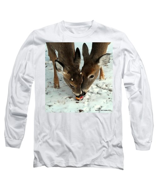 Sharing The Love Long Sleeve T-Shirt