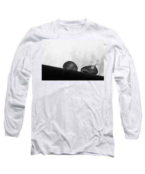 She Loves Me Not Long Sleeve T-Shirt