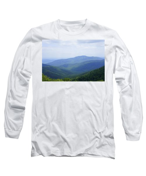 Shenandoah View Long Sleeve T-Shirt