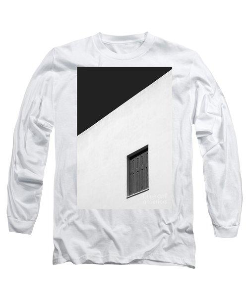 Shuttered Window Long Sleeve T-Shirt