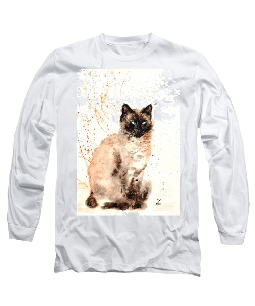 Siamese Beauty Long Sleeve T-Shirt