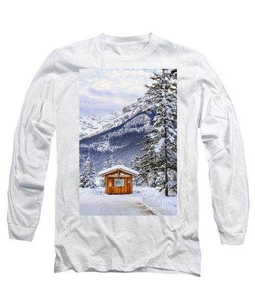 Silent Winter Long Sleeve T-Shirt