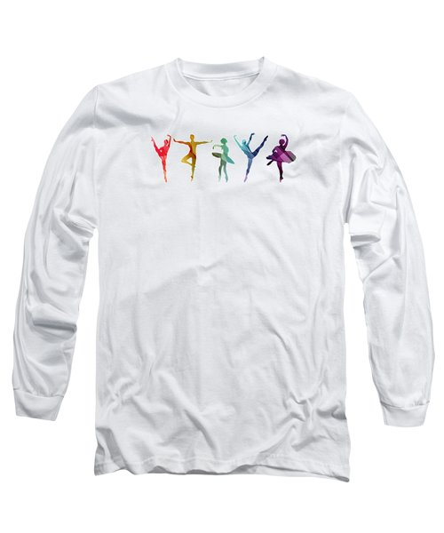 Simply Dancing 3 Long Sleeve T-Shirt