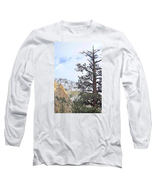 Simply Long Sleeve T-Shirt by Marilyn Diaz