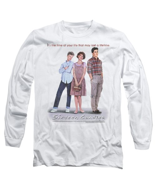 Sixteen Candles - Poster Long Sleeve T-Shirt