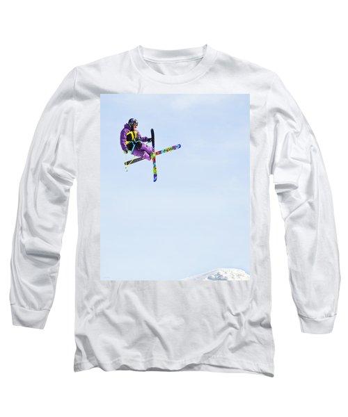 Ski X Long Sleeve T-Shirt