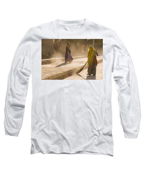Skn 1691 Speckless Long Sleeve T-Shirt