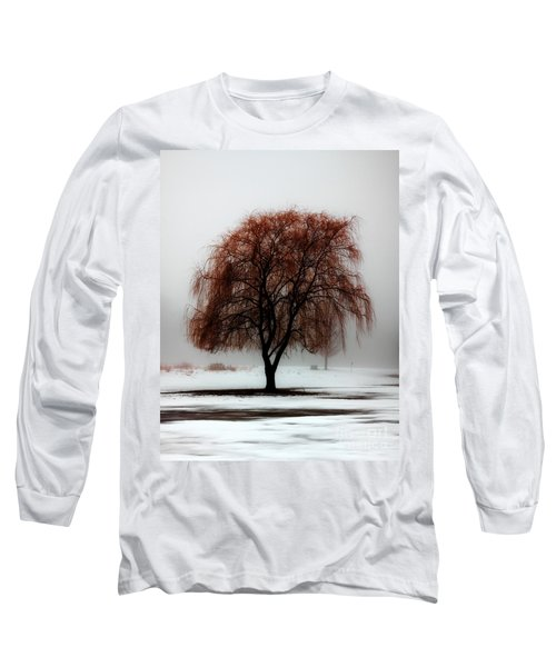 Sleeping Willow Long Sleeve T-Shirt