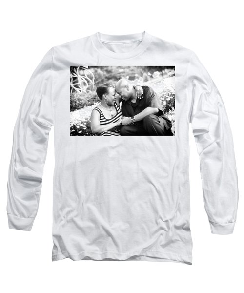Long Sleeve T-Shirt featuring the photograph Smith Harper 14 by Coby Cooper