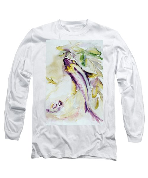 Snapper And Skate Long Sleeve T-Shirt