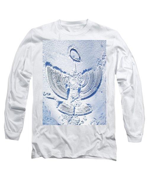 Snow Angel Long Sleeve T-Shirt